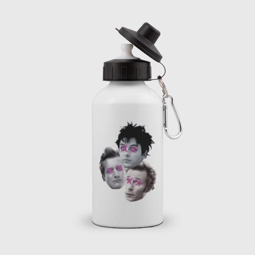 Бутылка спортивная  Фото 01, Green Day wtf