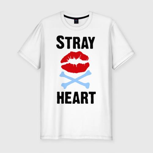 Мужская футболка премиум  Фото 01, Stray heart