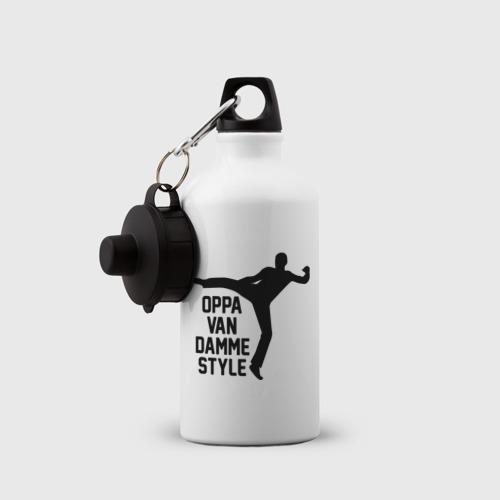 Бутылка спортивная  Фото 03, Oppa Van Damme style