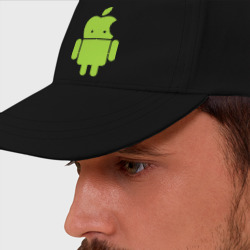 Android Applehead