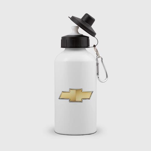 Бутылка спортивная  Фото 01, Логотип chevrolet