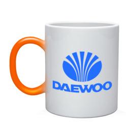 Logo daewoo