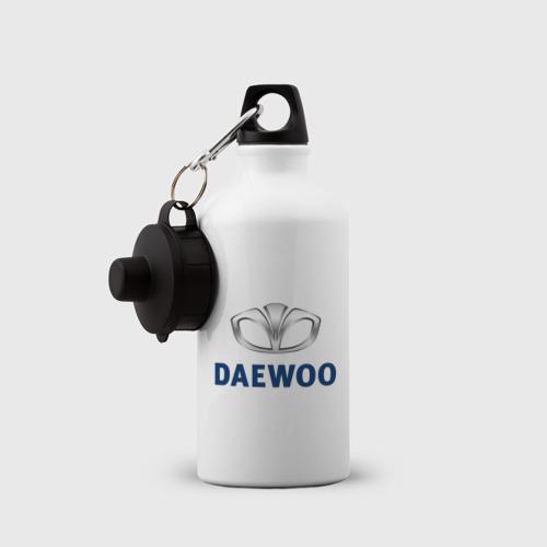Бутылка спортивная  Фото 03, Daewoo лого