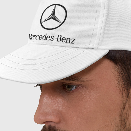 Бейсболка Logo Mercedes-Benz