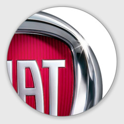 FIAT logo - интернет магазин Futbolkaa.ru