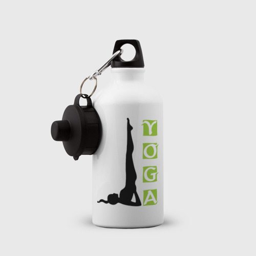Бутылка спортивная  Фото 03, Woman Yoga
