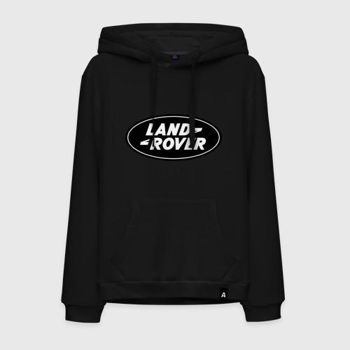 Мужская толстовка хлопок Land Rover logo Фото 01