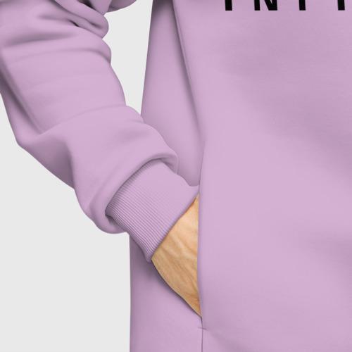 Мужское худи Oversize хлопок Infiniti logo Фото 01