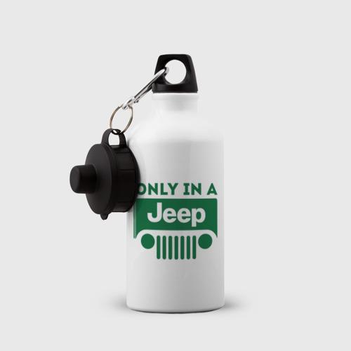 Бутылка спортивная  Фото 03, Only in a Jeep