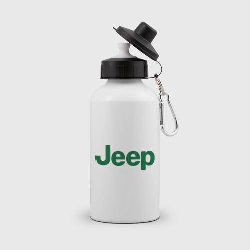 Бутылка спортивная  Фото 01, Logo Jeep
