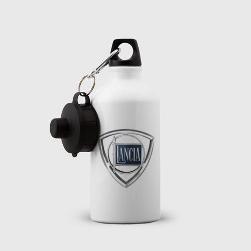 Бутылка спортивная  Фото 03, Logo lancia