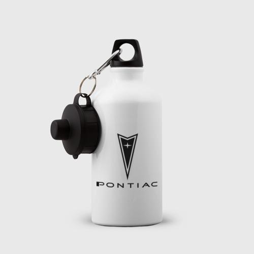 Бутылка спортивная  Фото 03, Pontiac logo