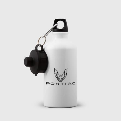 Бутылка спортивная  Фото 03, Logo pontiac
