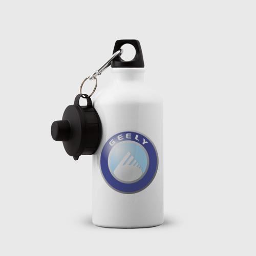Бутылка спортивная  Фото 03, Geely logo