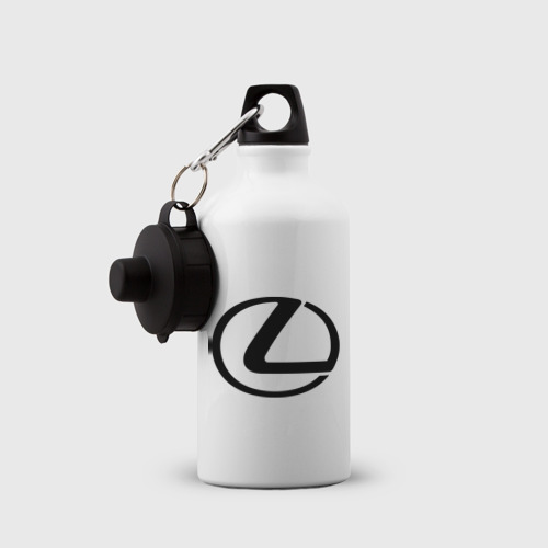 Бутылка спортивная  Фото 03, Logo lexus