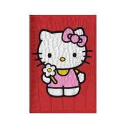 Kitty  с цветочком