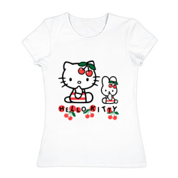 Вишенки Hello Kitty