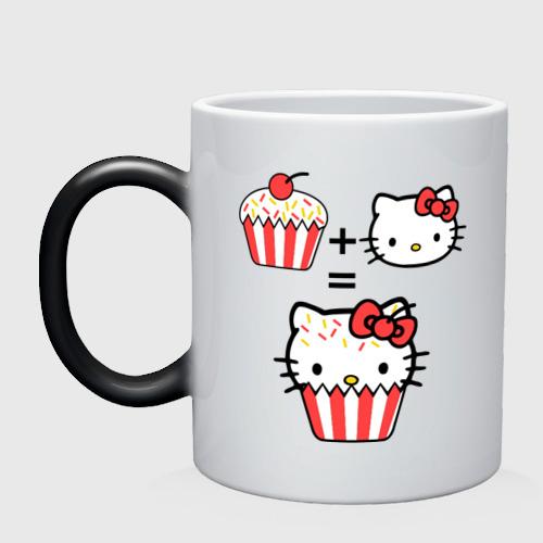Kitty - пирожное