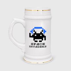 Космический захватчик (space invaders)