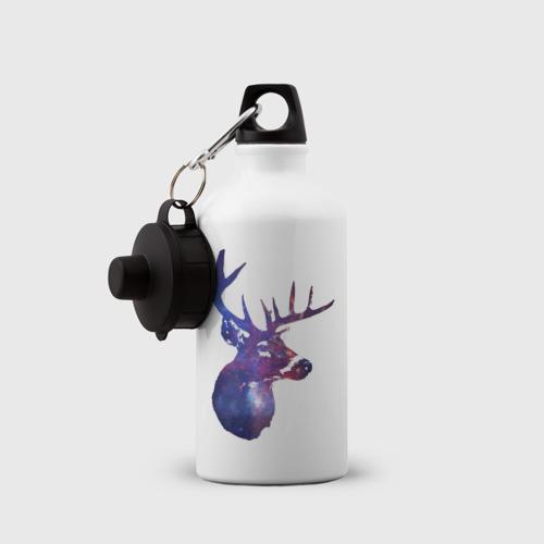 Бутылка спортивная  Фото 03, Galaxy deer