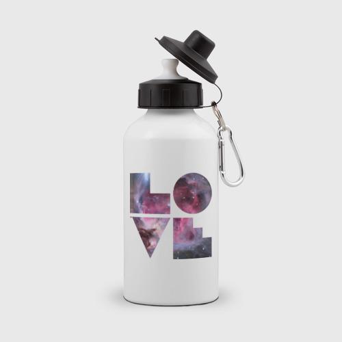 Бутылка спортивная  Фото 01, Galaxy love