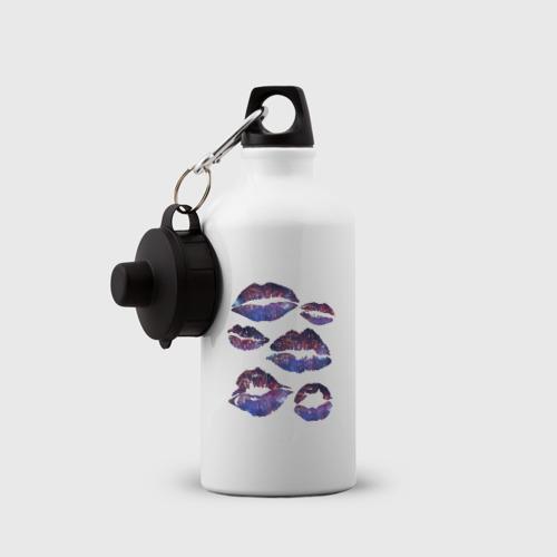 Бутылка спортивная  Фото 03, Губы просто космос