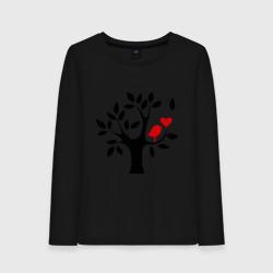 Птичка и дерево