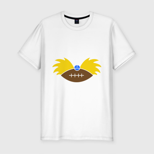 Мужская футболка премиум  Фото 01, Hey, Arnold