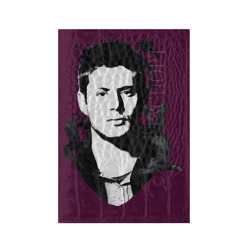 Dean with ravens
