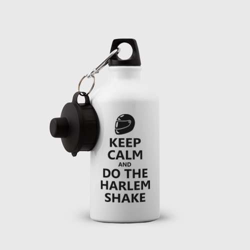 Бутылка спортивная  Фото 03, Do the harlem shake