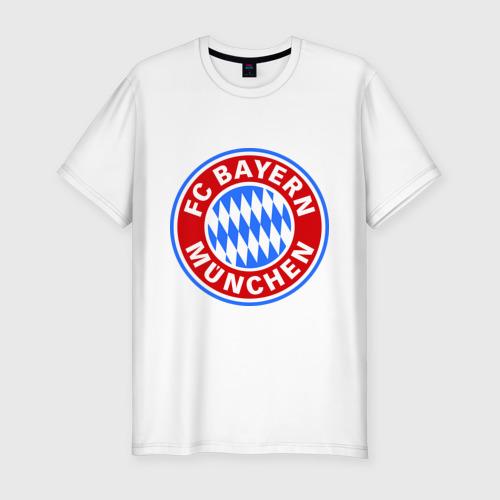 Мужская футболка премиум Bavaria-Munchen