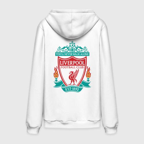 Мужская толстовка хлопок  Фото 02, Liverpool logo