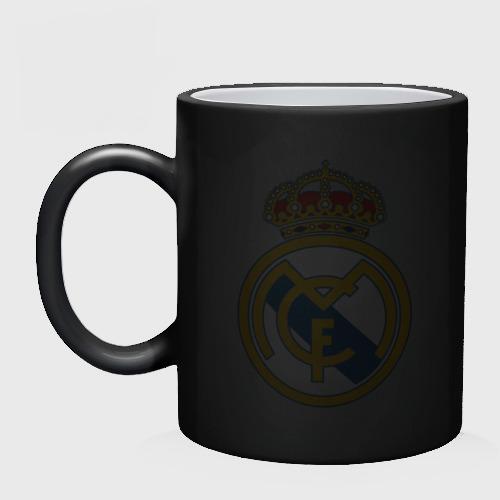Кружка хамелеон  Фото 02, Real Madrid