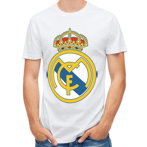 Мужская футболка синтетическая Real Madrid от Всемайки