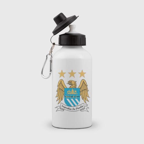 Бутылка спортивная  Фото 02, Манчестер Сити
