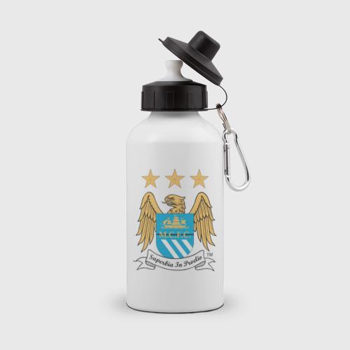 Бутылка спортивная  Фото 01, Манчестер Сити