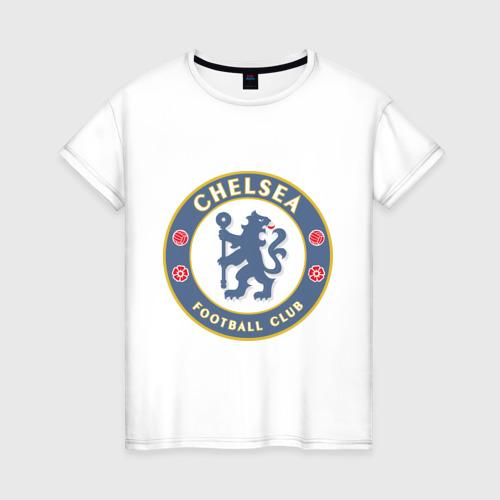 Женская футболка хлопок Челси