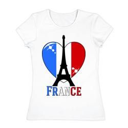 Люблю Францию - интернет магазин Futbolkaa.ru