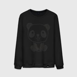 Панда рисунок