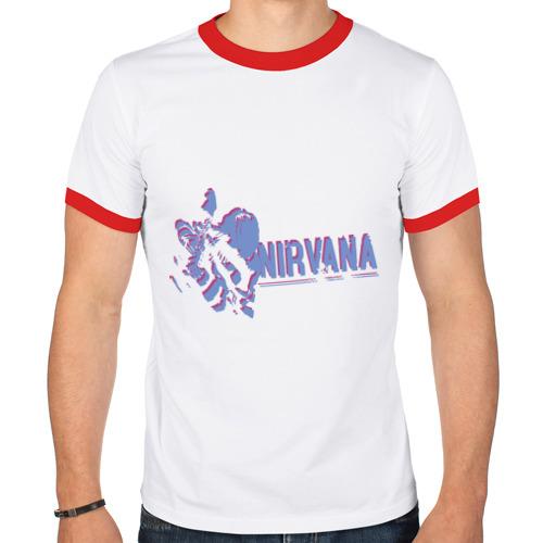 Мужская футболка рингер  Фото 01, Let\'s Rock