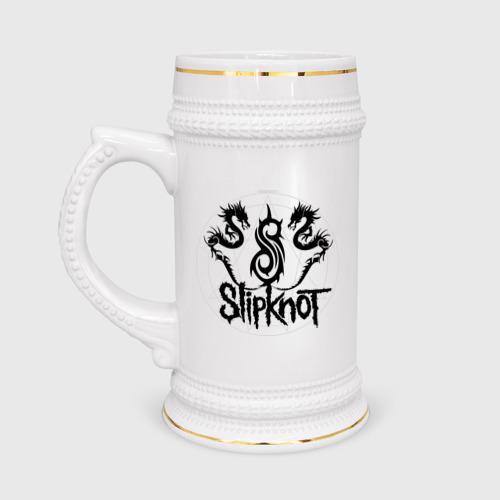 Slipknot dragons logo