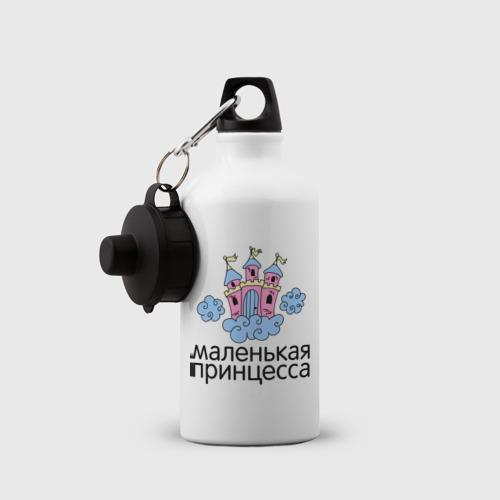Бутылка спортивная  Фото 03, Маленькая принцесса (замок)