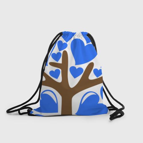 Рюкзак-мешок 3D  Фото 01, Семейное дерево. Папа