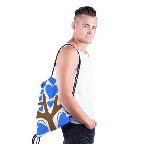 Рюкзак-мешок 3D  Фото 02, Семейное дерево. Папа