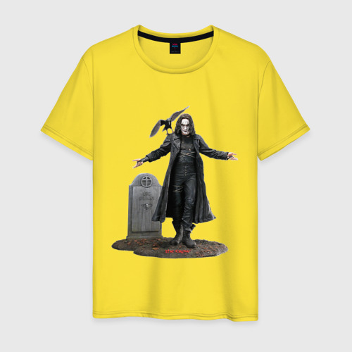 Мужская футболка хлопок The crow (Ворон) Фото 01