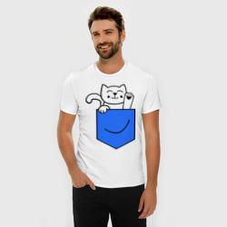 Котенок в кармане