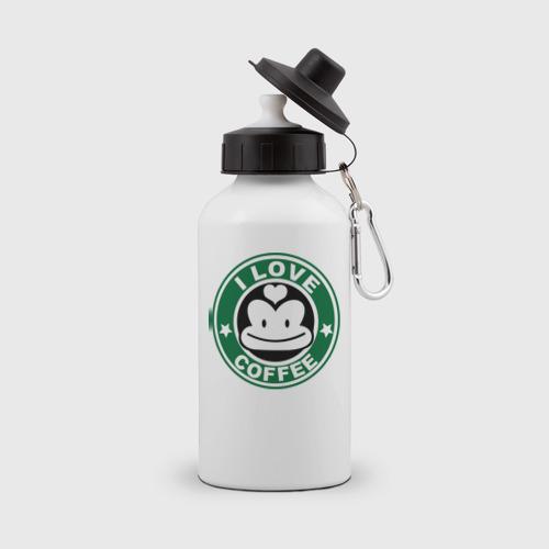 I love coffee (я люблю кофе)