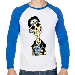 Скелет в кепке