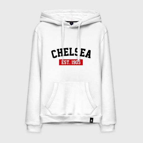 Мужская толстовка хлопок FC Chelsea Est. 1905