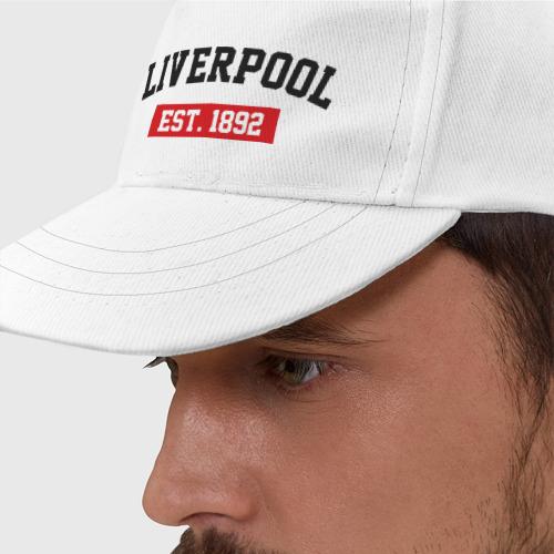 Бейсболка FC Liverpool Est. 1892